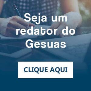 Quero ser redator do Gesuas