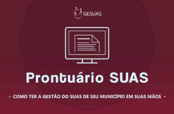 E-book Prontuário SUAS Online